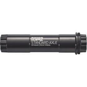 Rotor Kapic Axle Standard Axe de pédalier QF 164 mm, black